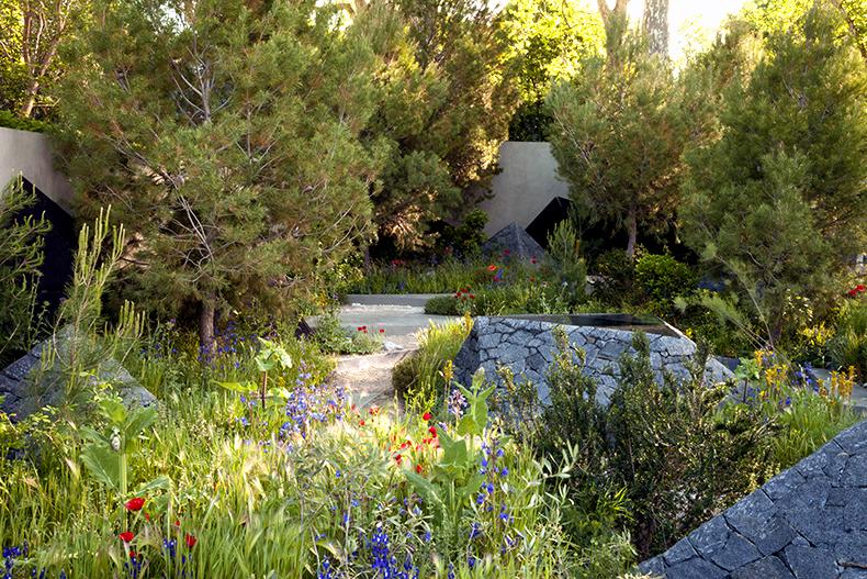 How to become a garden designer