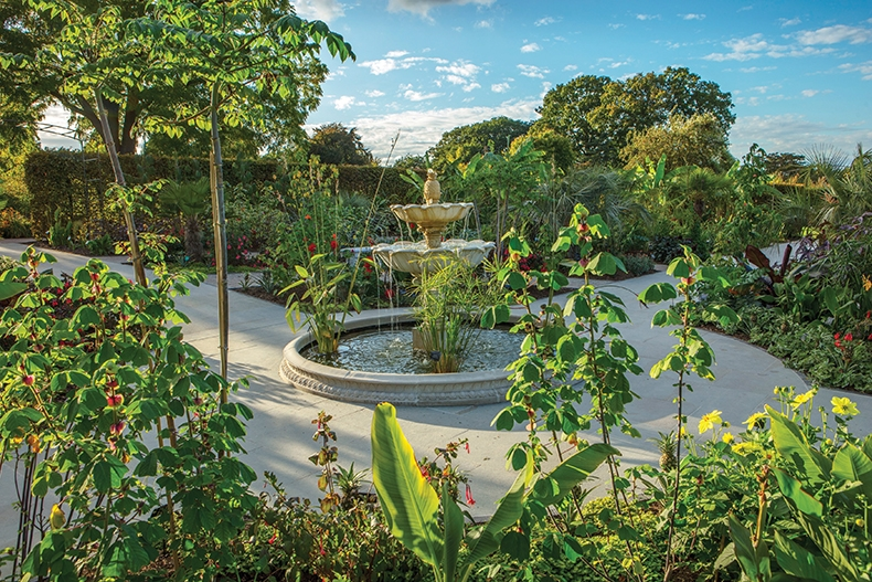 Wisley's new Exotic Garden | Society of Garden Designers