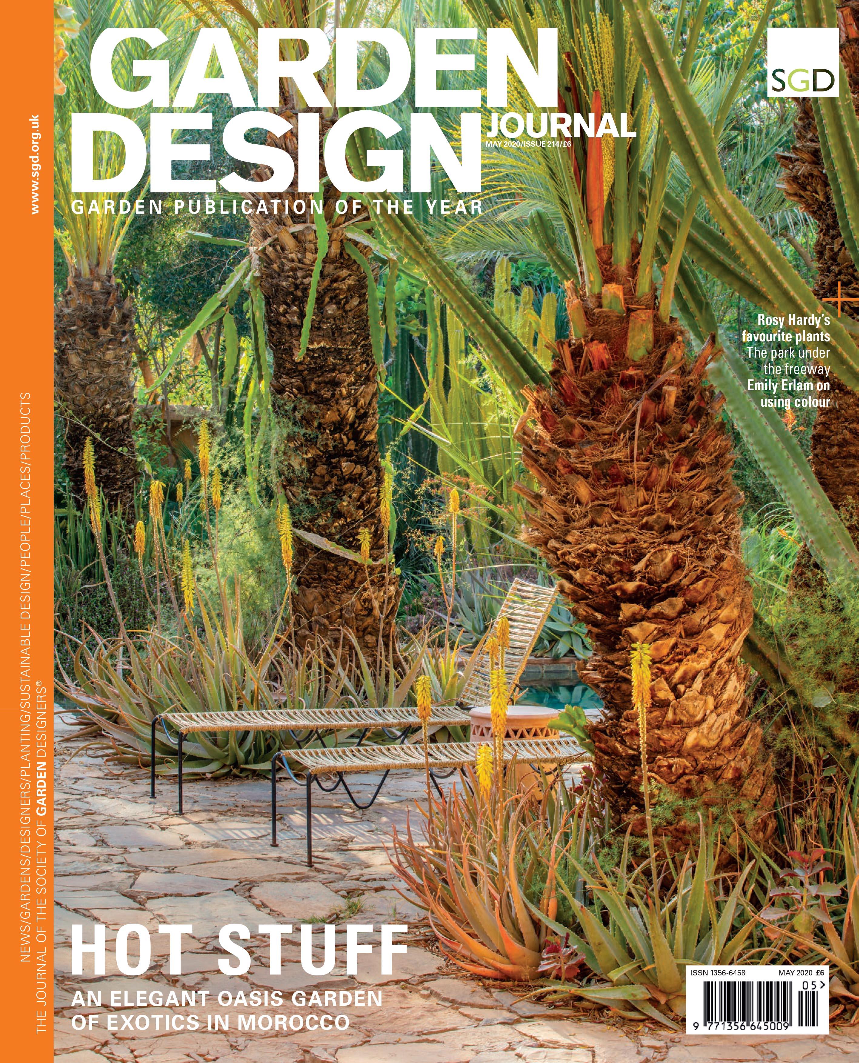 Magazine Society Of Garden Designers
